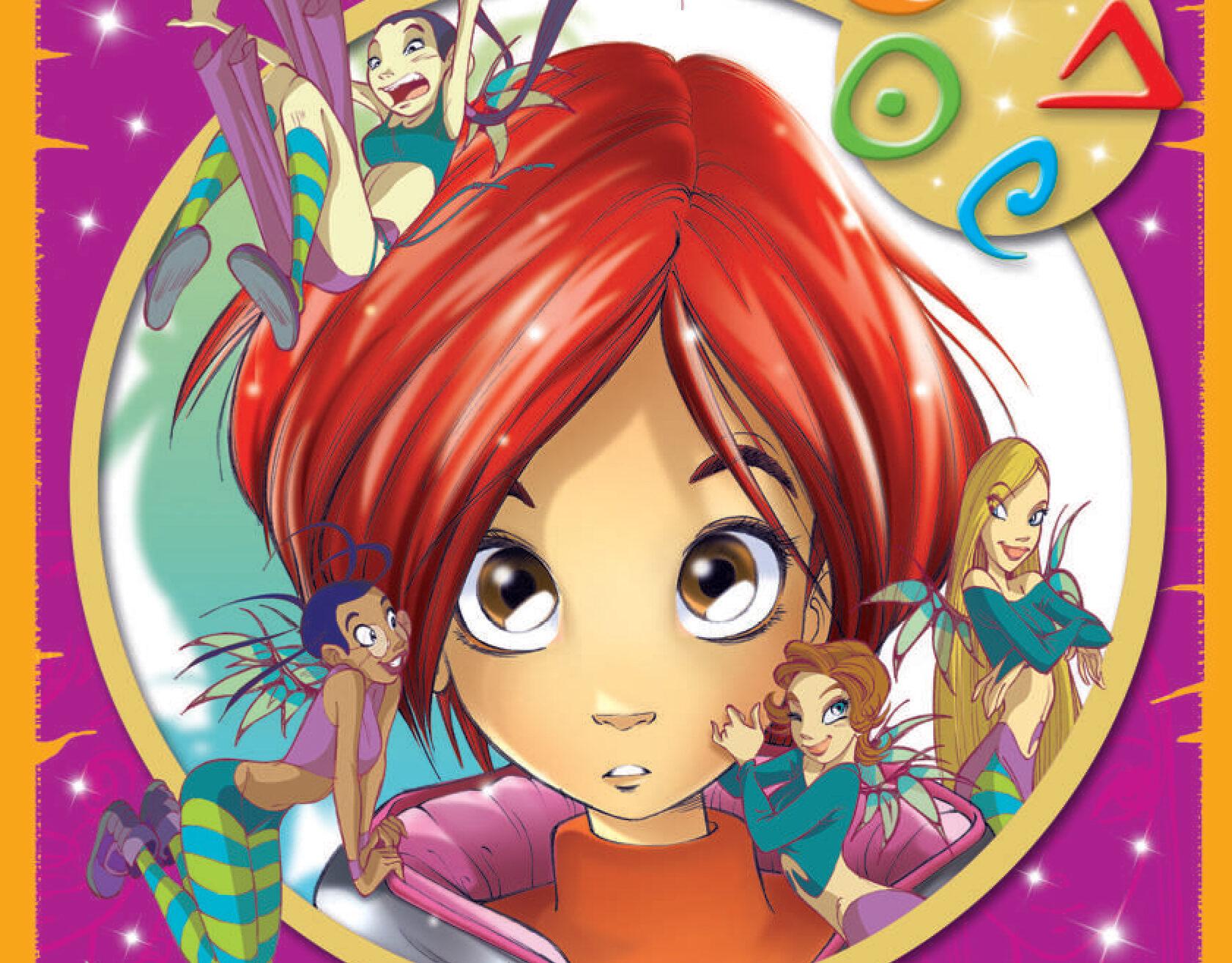 Cover Witch 20 anni di magia_DisneyGiunti editore