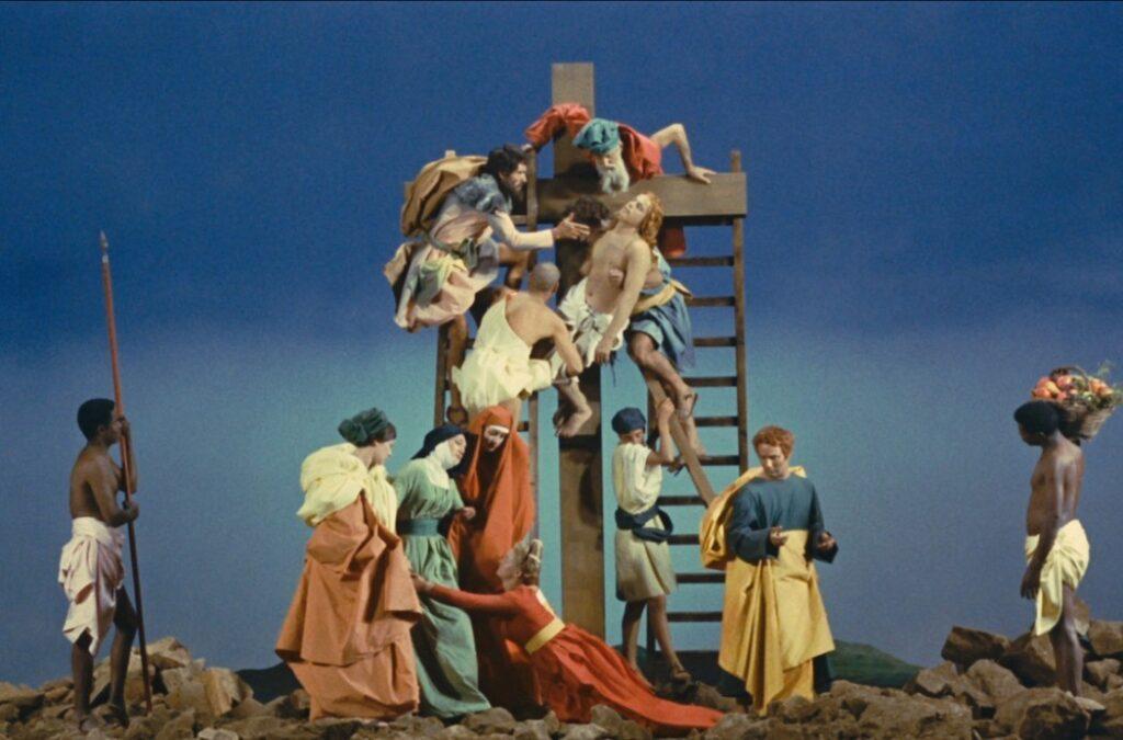 La ricotta, Pier Paolo Pasolini, 1963