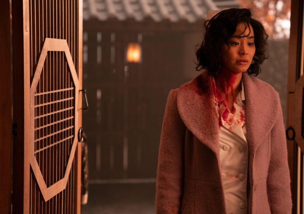 Ji-Ah (Jamie Chung) . Lovecraft Country HBO