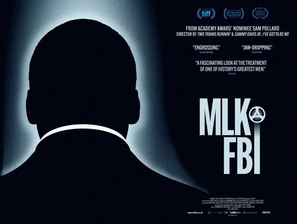 MLK/FBI Poster ufficiale - IFC Films