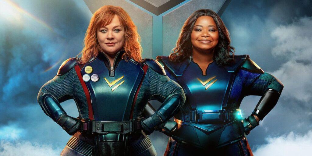 Thunder Force - Netflix aprile 2021