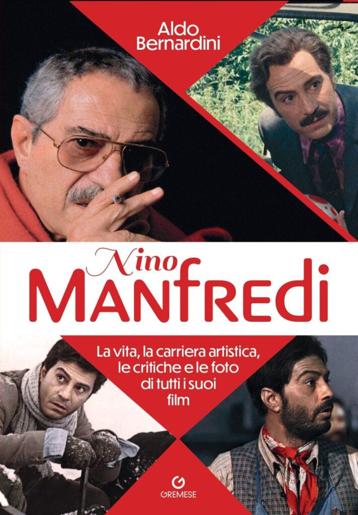 Copertina Gremese Collana Vintage - Nino Manfredi (2021)