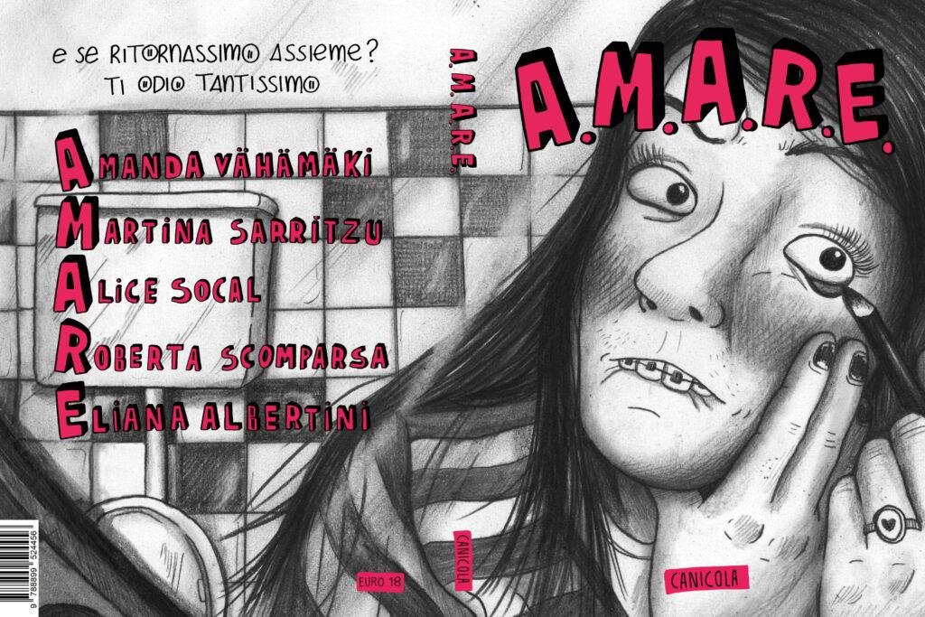 A.M.A.R.E. - Canicola Edizioni