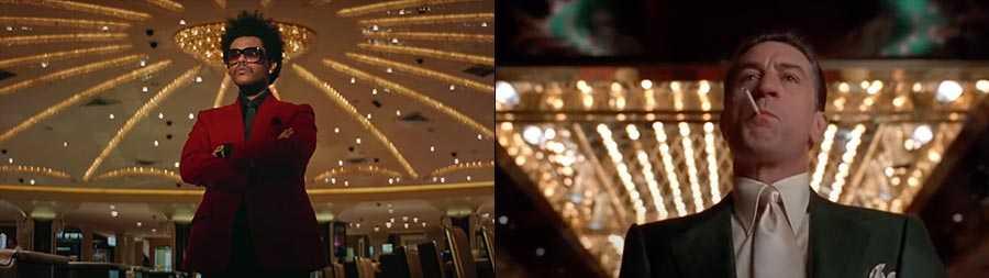 Il riferimento cinematografico a Casino (Martin Scorsese, 1995)