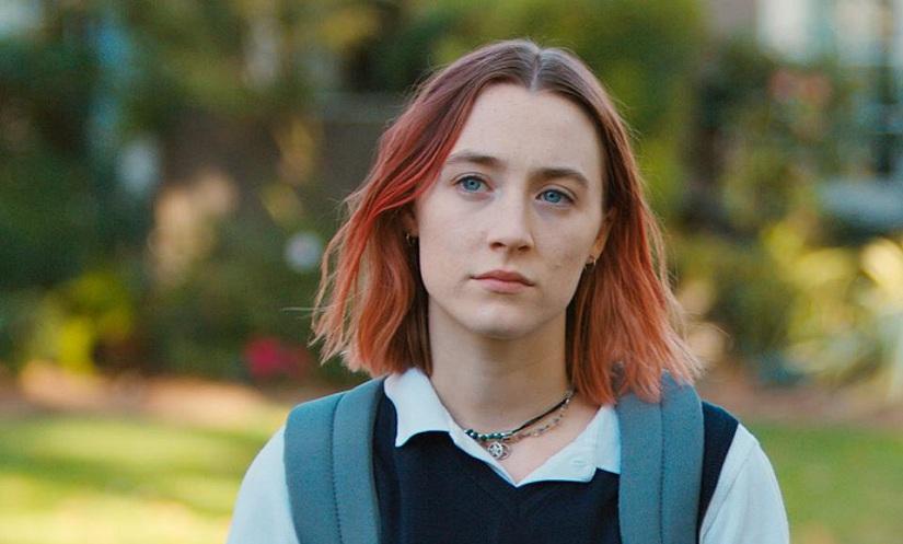 Saoirse Ronan, Ladybird - Netflix aprile 2021