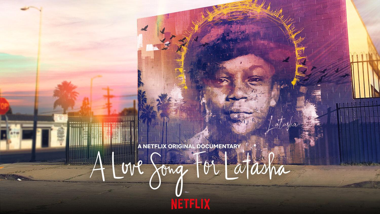 A Love Song for Latasha - Credits: Netflix