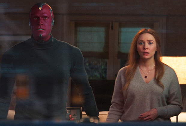 WandaVision - Finale. Credits: Marvel
