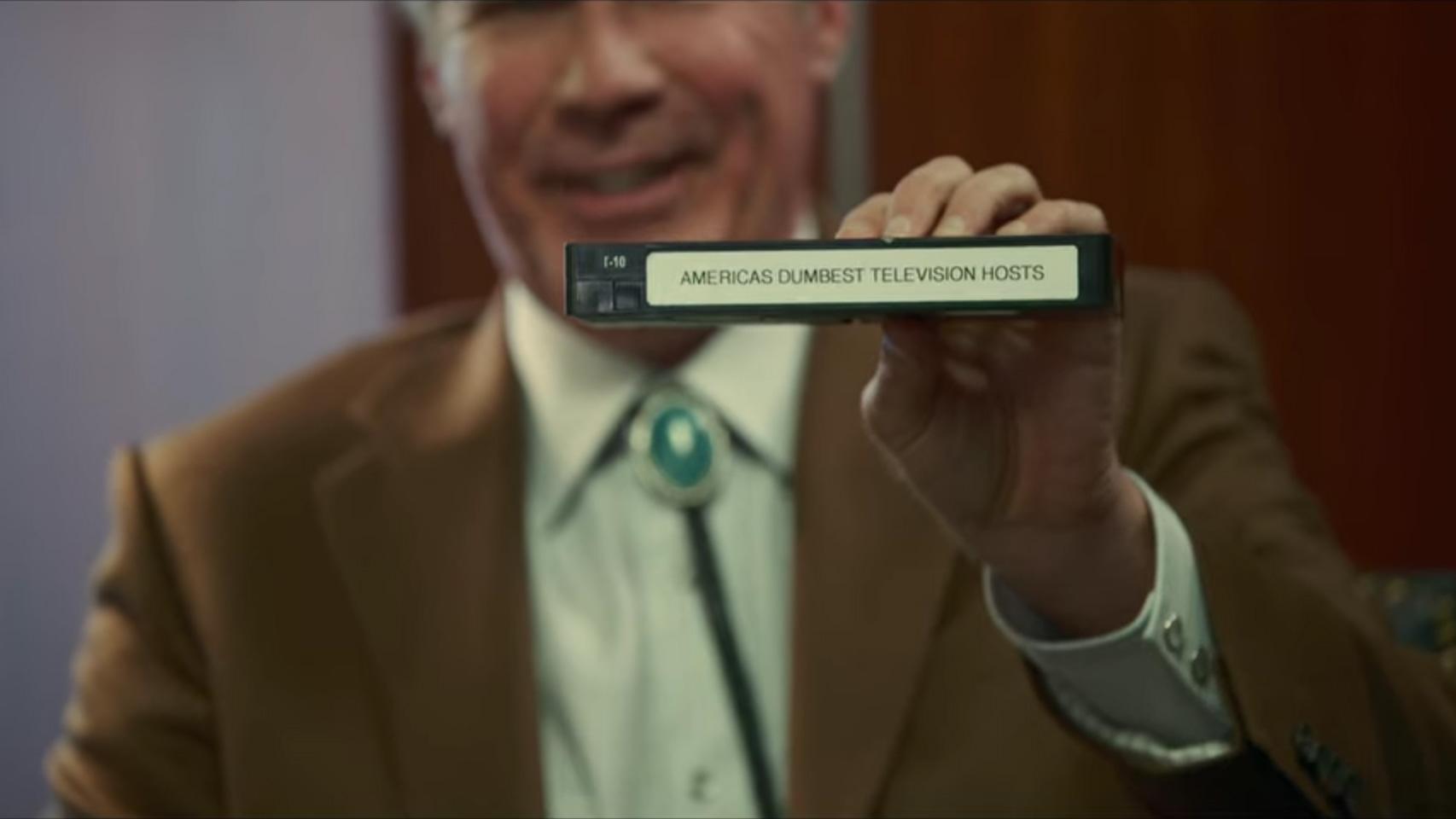 Will Ferrell in Between Two Ferns: il film
