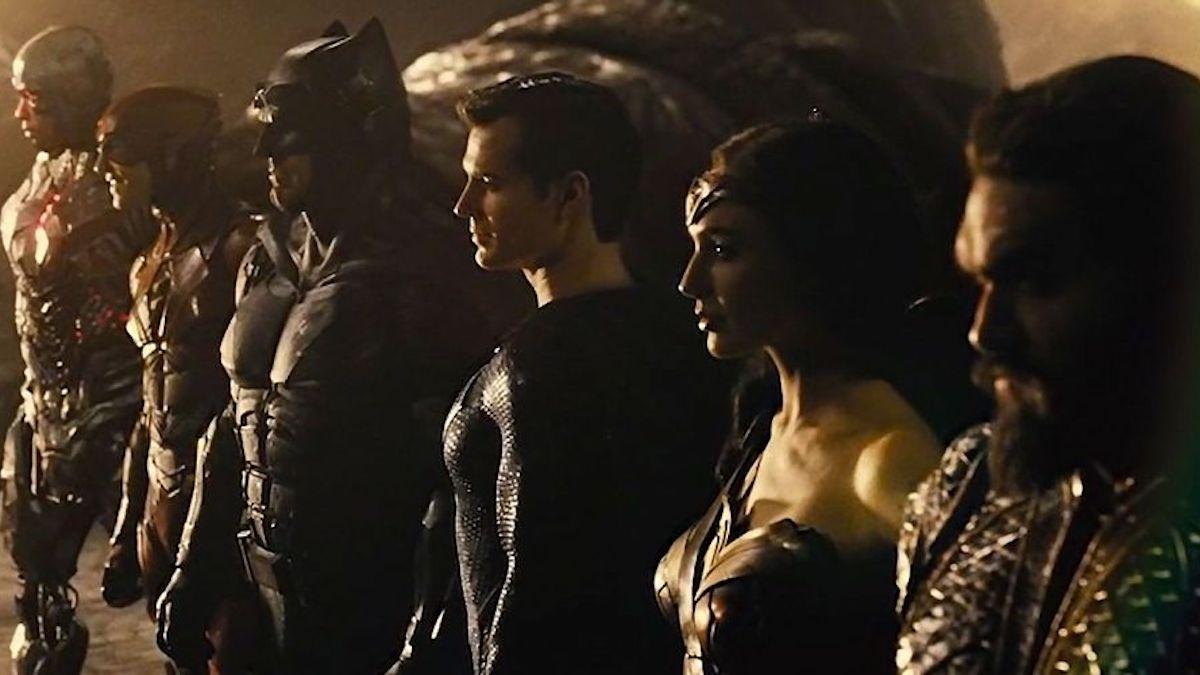 Un'immagine di Zack Snyder's Justice League. Credits: HBO Max.