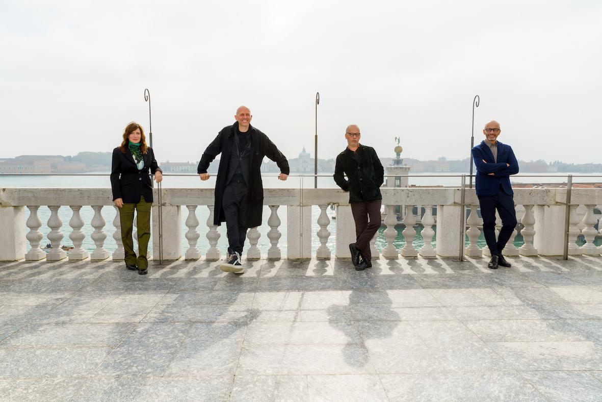 Biennale 2021 Direttori ©Andrea Avezzù
