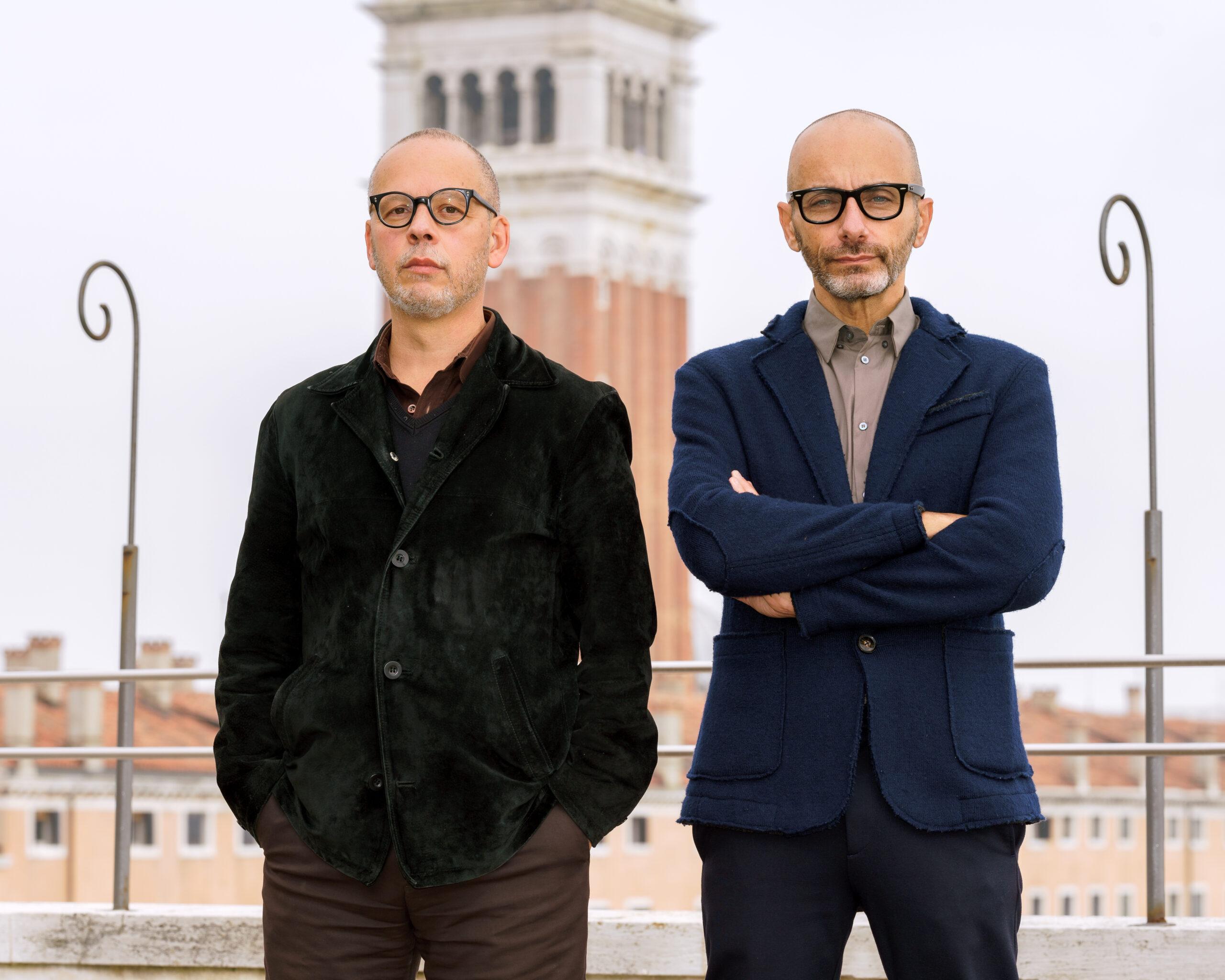 Biennale Teatro 2021 - Gianni Forte e Stefano Ricci, Direttori del settore Teatro / ©Andrea Avezzù