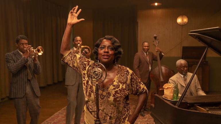 Ma Rainey's Black Bottom - Vincitore di due premi BAFTA 2021 - Credit: Netflix
