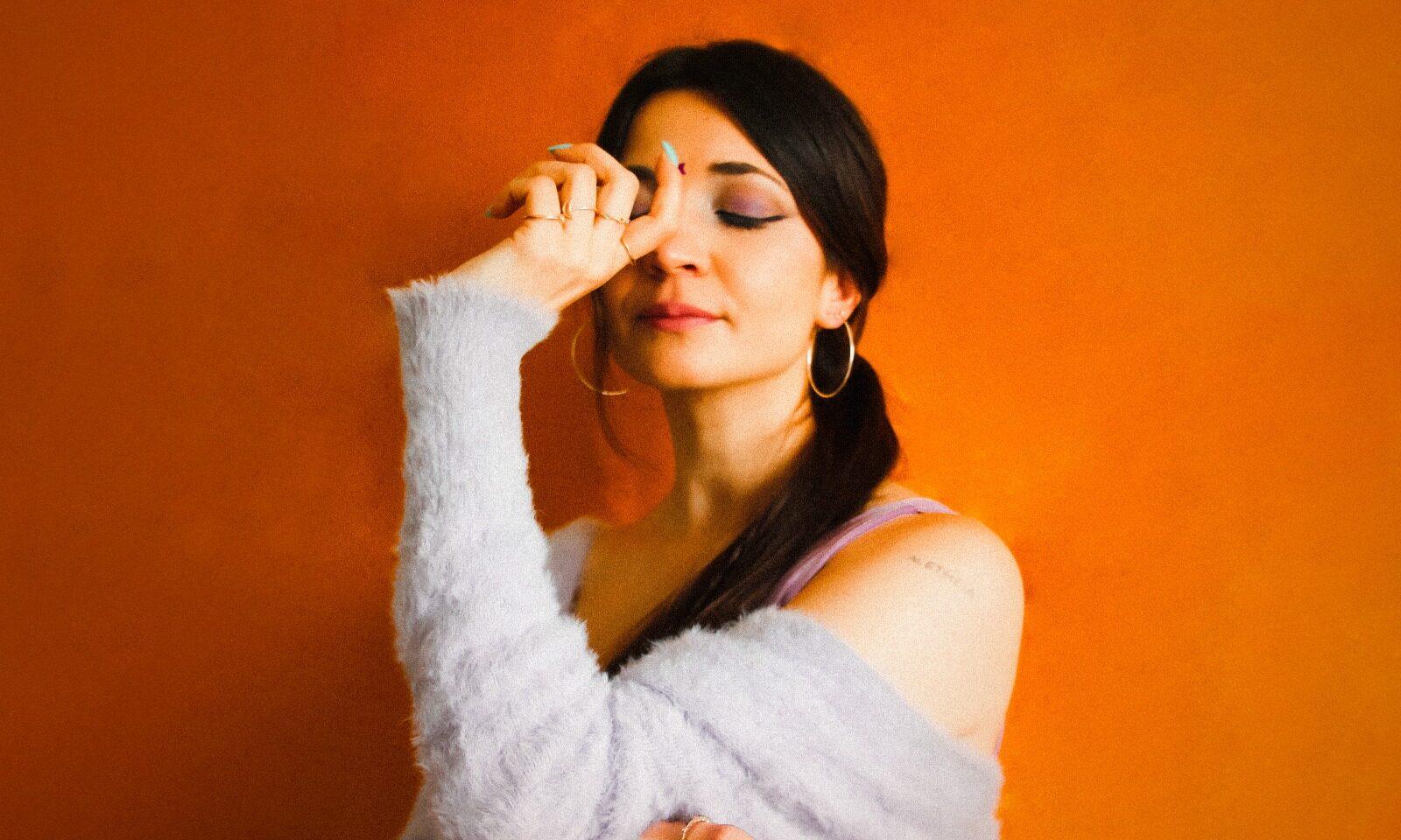 Virginia Mai - Foto di Arianna Puccio, Studio Cemento