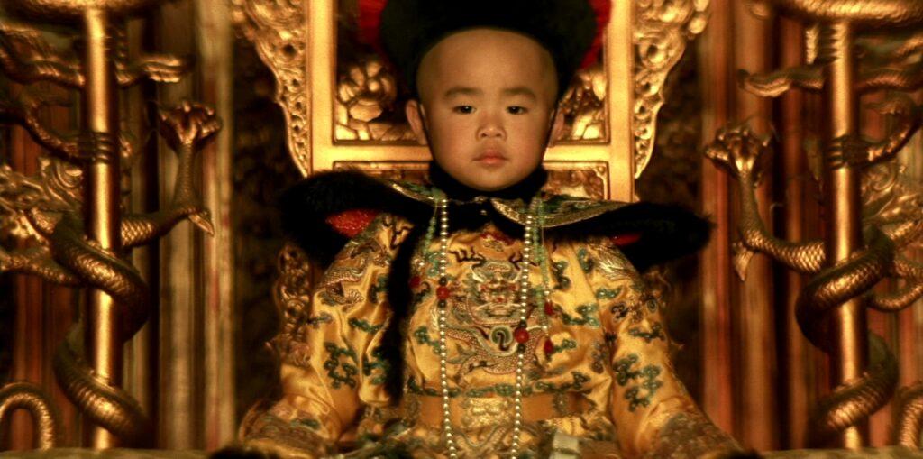 L'ultimo imperatore, Miglior Film 1988 - Credits: Columbia Tristar