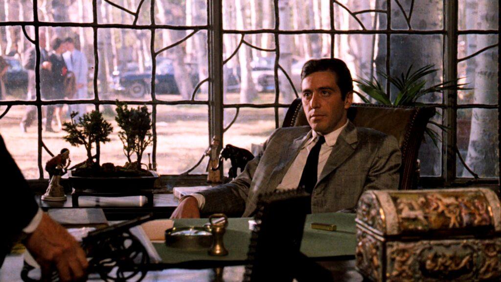 Al Pacino, Il Padrino Parte II - Miglior Film 1975 - Credits: Paramount Pictures