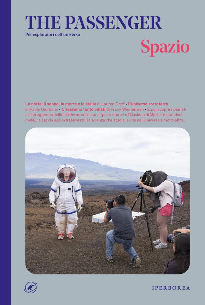 The Passenger - Spazio (AAVV Iperborea, 2021)