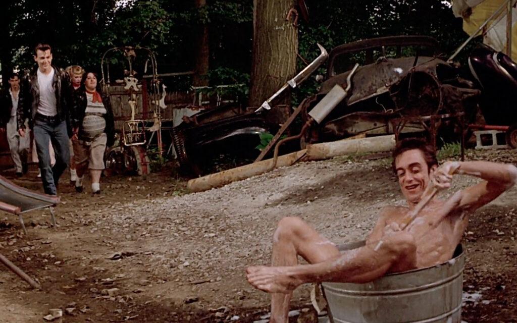 Una scena di Cry Baby (1990)