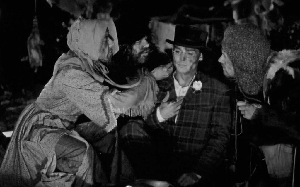 Una scena di Dead Man (1995)