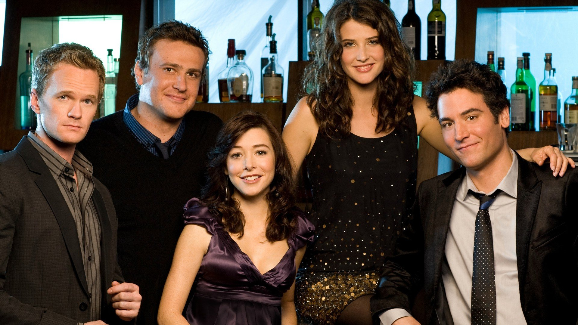 HIMYM - How I Met Your Mother cover