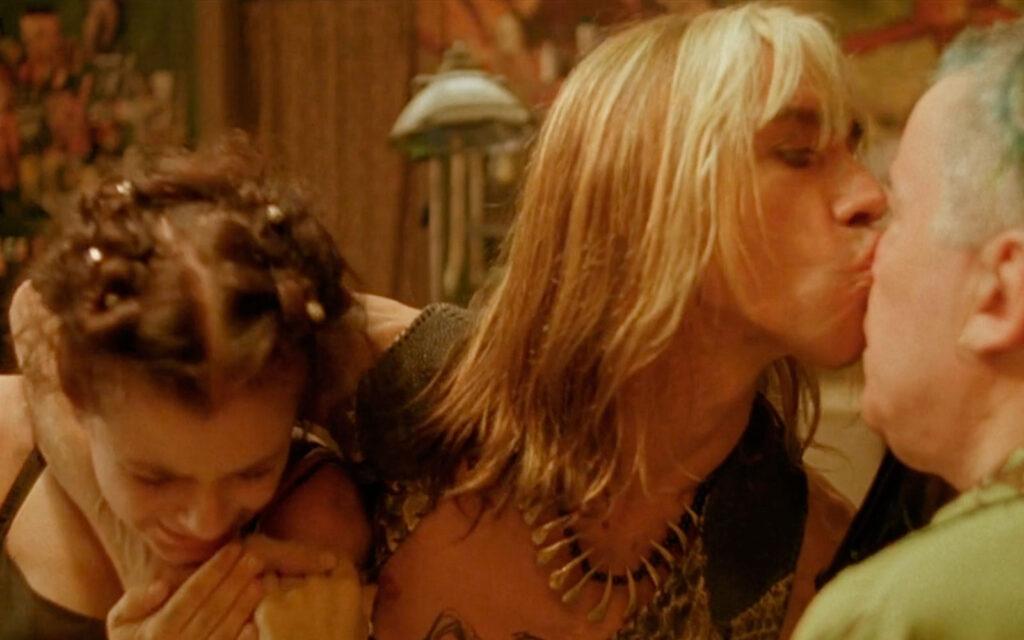 Una scena de Il Corvo 2 (1996)