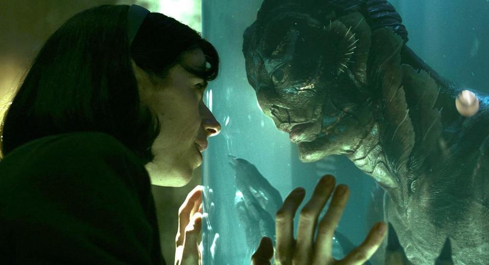 La forma dell'acqua, Guillermo Del Toro, Miglior Film 2018 - Credits: 20th Century Fox