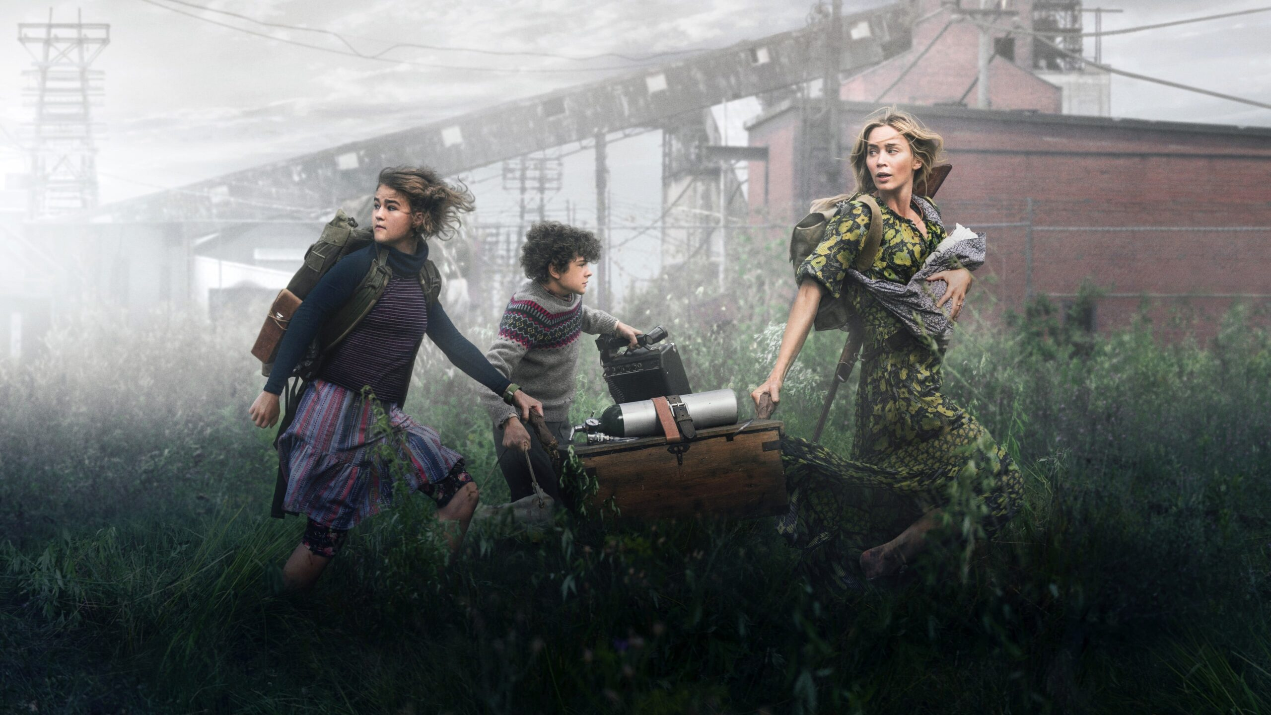 A Quiet Place II, immagine promozionale