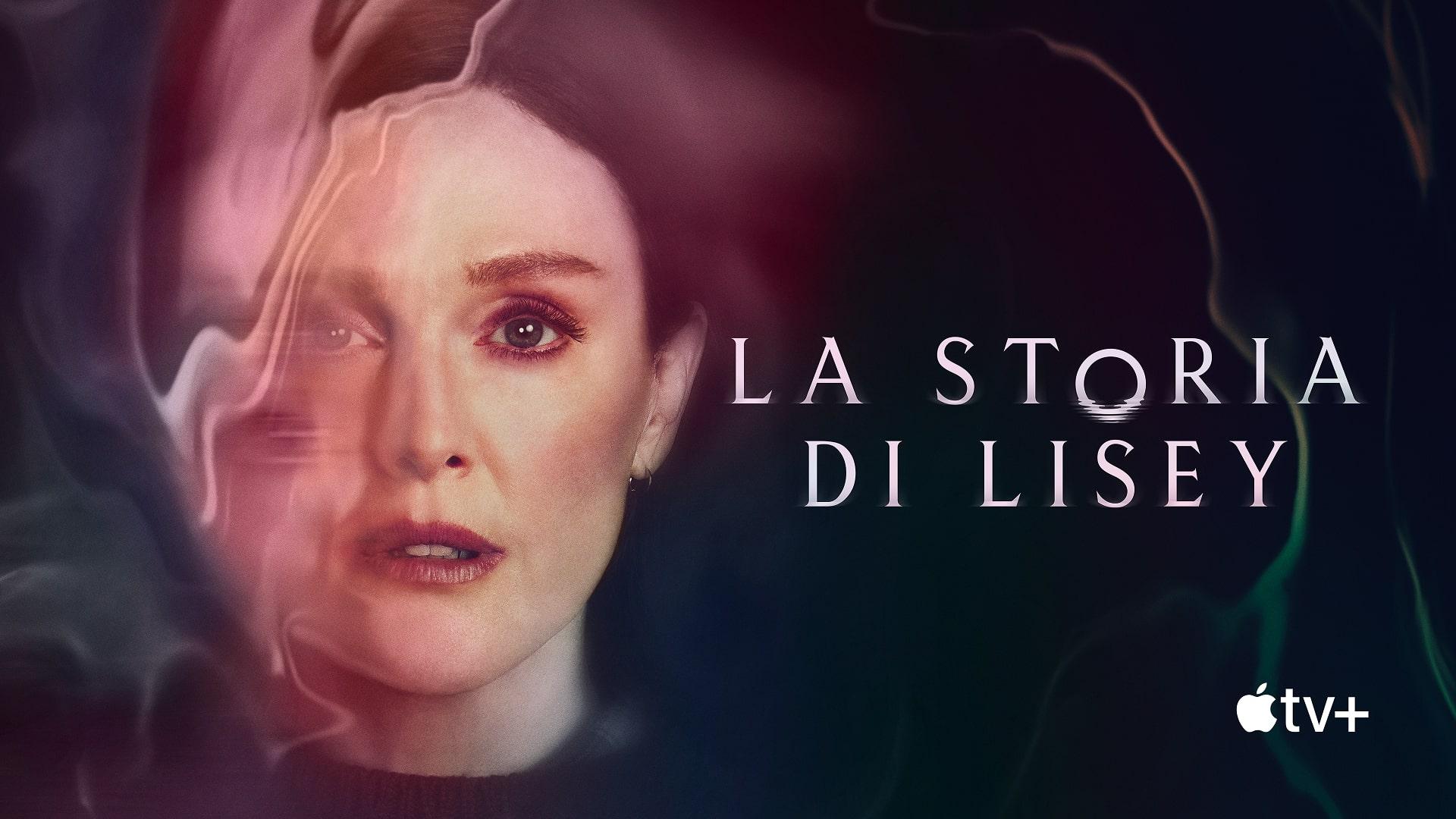 Locandina La storia di Lisey