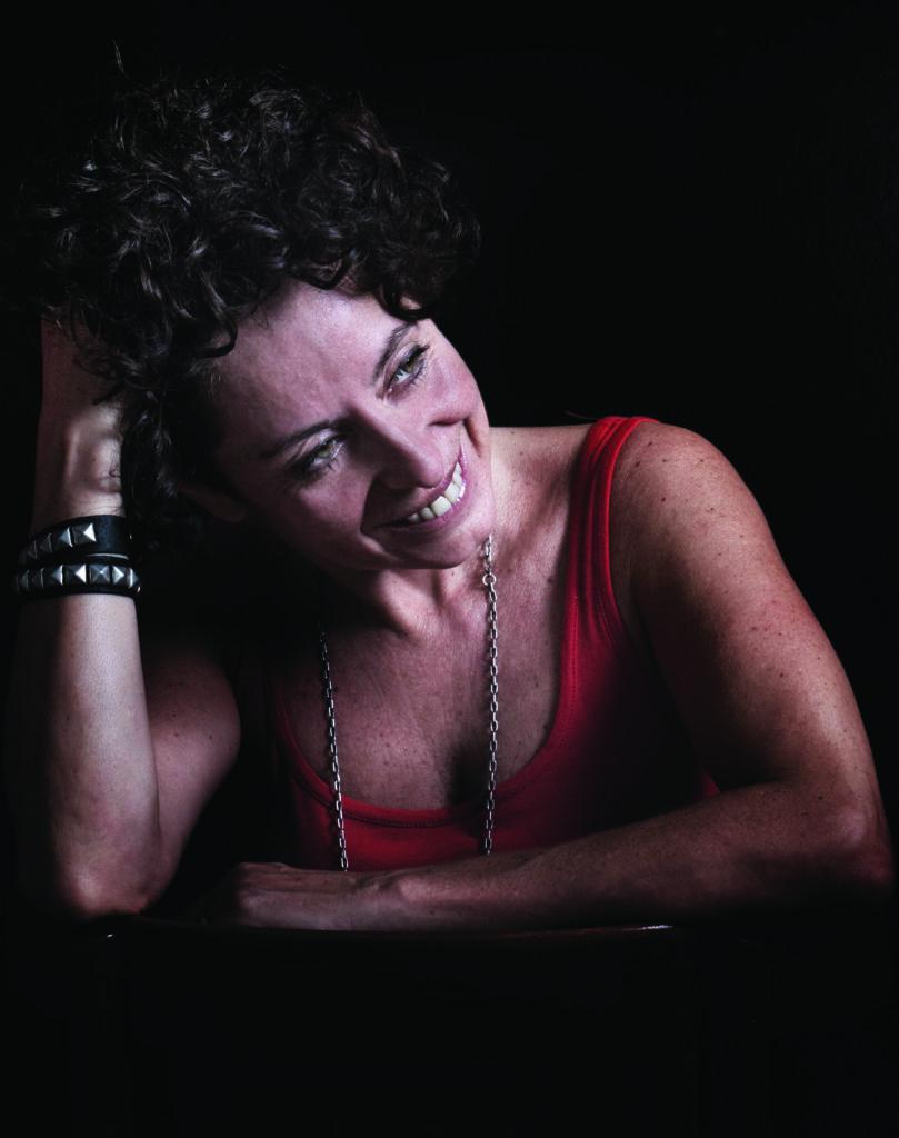 Marta Dillon, autrice di Aparecida - Credits Sebastián Freire