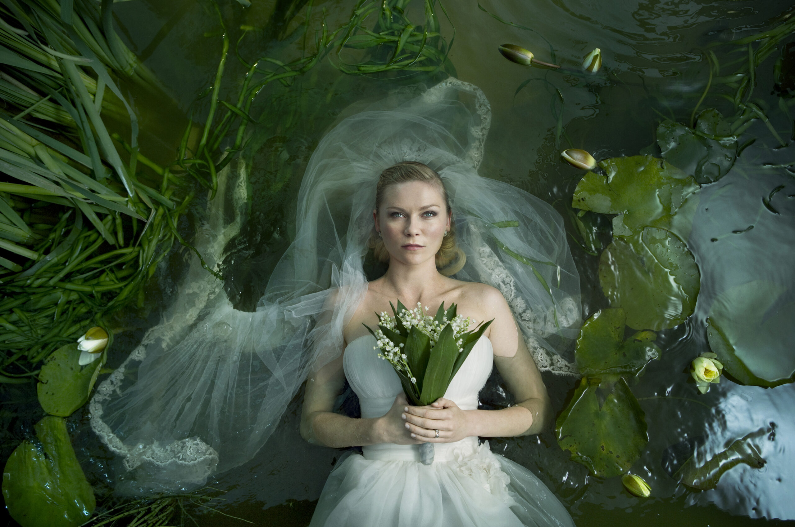 Melancholia (Lars von Trier, 2011) - Credits: BiM Distribuzione/Christian Geisnaes
