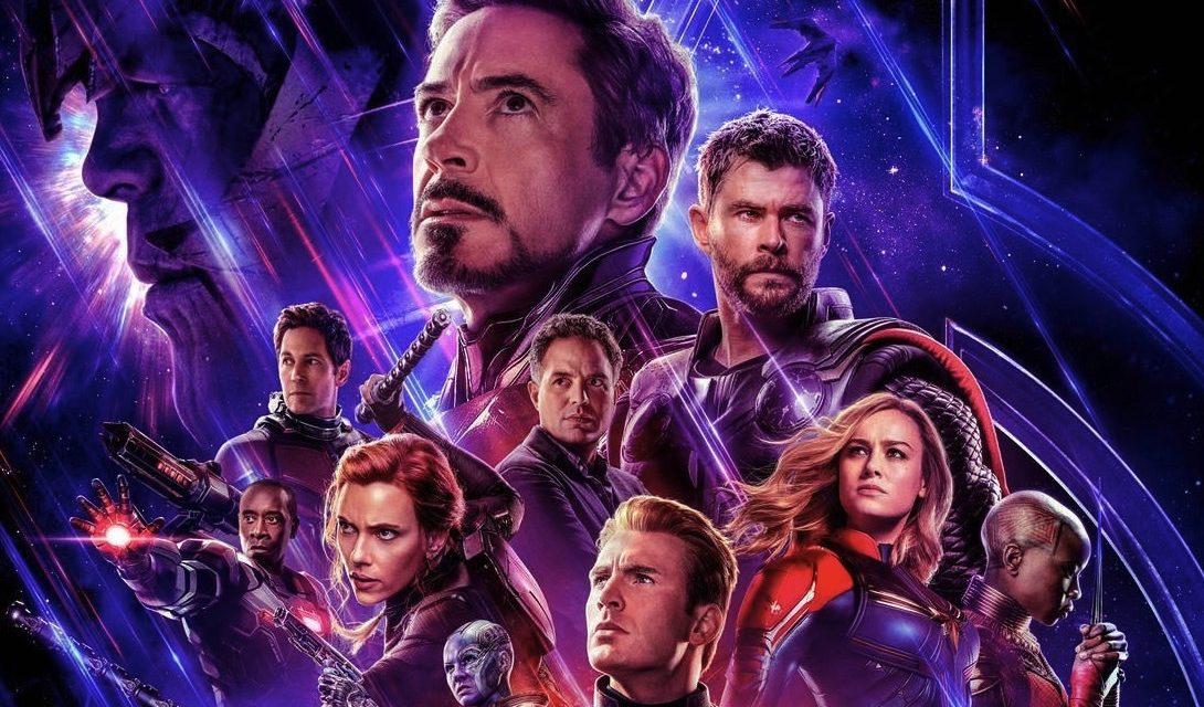 Locandina di Avengers Endgame - MCU. Credits: Marvel