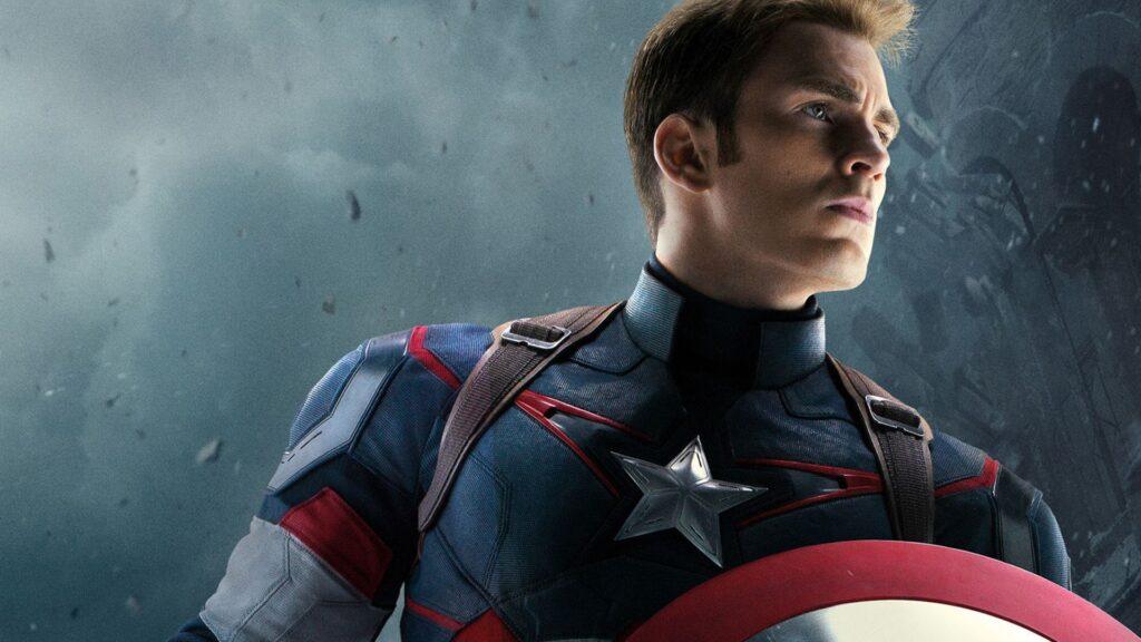Captain America (Chris Evans) - Credits: Marvel
