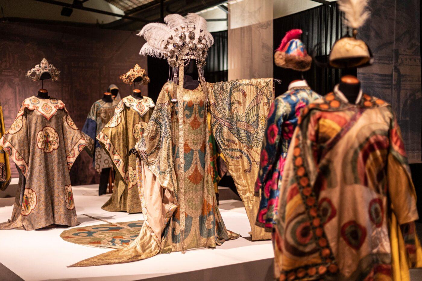Museo del Tessuto di Prato - Mostra TURANDOT