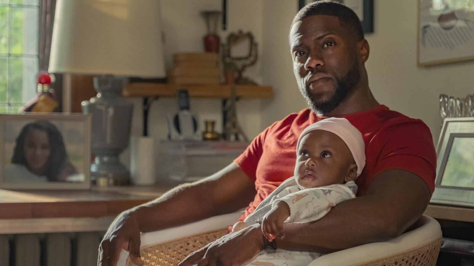 Un padre - Fatherhood - credits: Netflix
