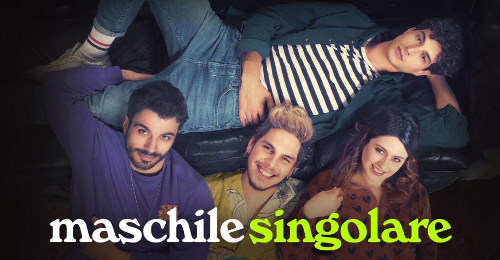 Maschile Singolare (2021) - Credits: Prime Video Italia