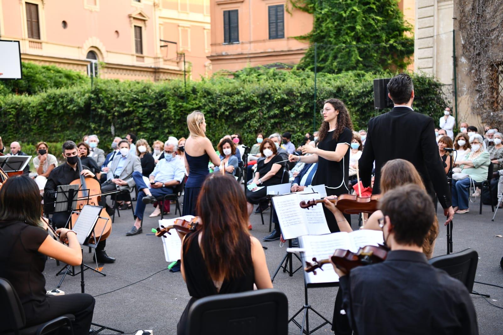 Il concerto-spettacolo di Viridis Ensemble a Roma