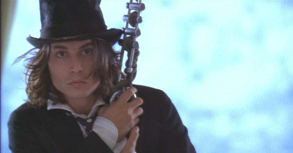 Johnny Depp in Benny & Joon 1993