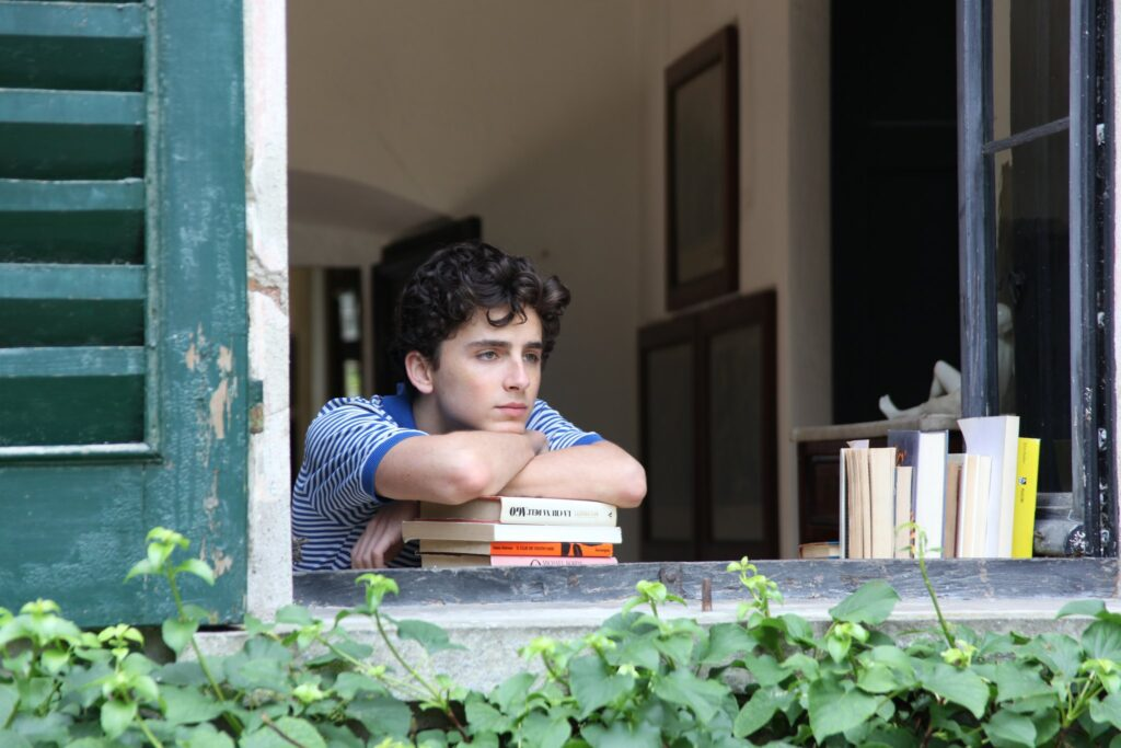 Chiamami col tuo nome - Luca Guadagnino 2018 (Warner Bros All Rights Reserved)