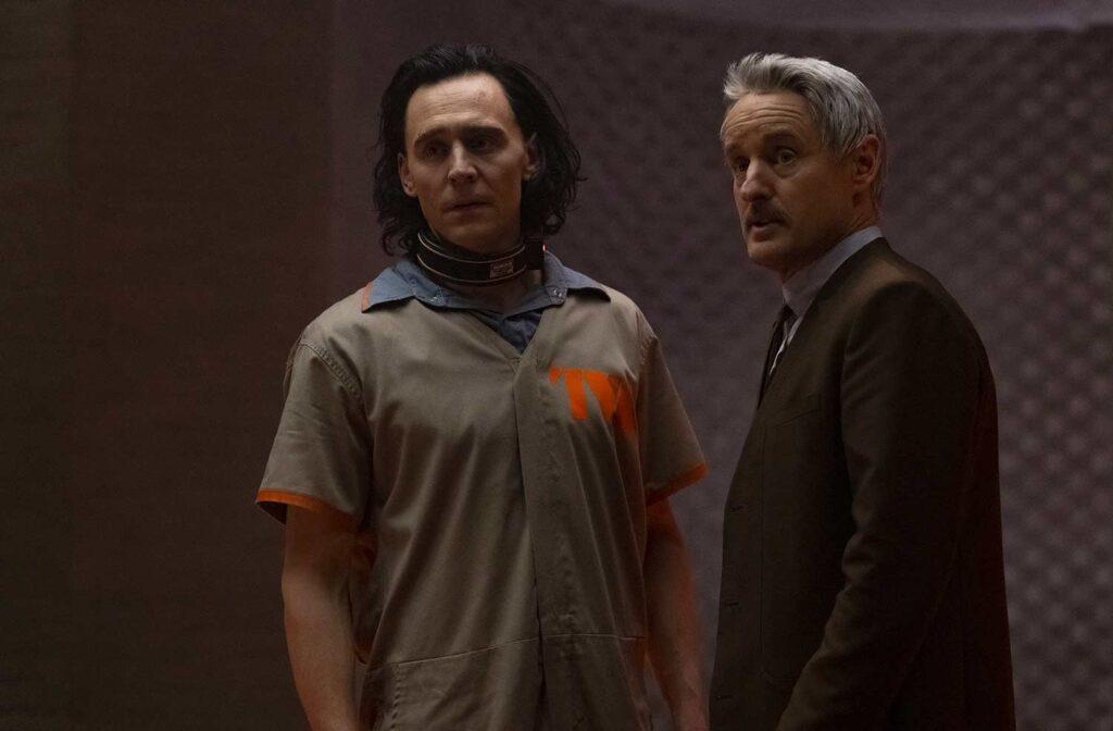 Tom Hiddleston e Owen WIlson - Credits: Marvel/Disney+