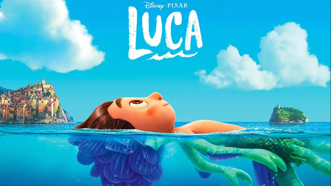 Luca (Enrico Casarosa, 2021) Credits: Disney Pixar