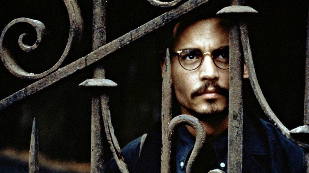 Johnny Depp in La nona porta di Roman Polański