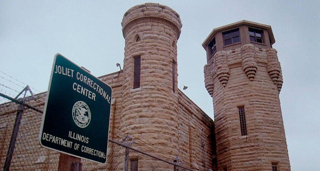 La prigione di Joliet in un fotogramma da The Blues Brothers