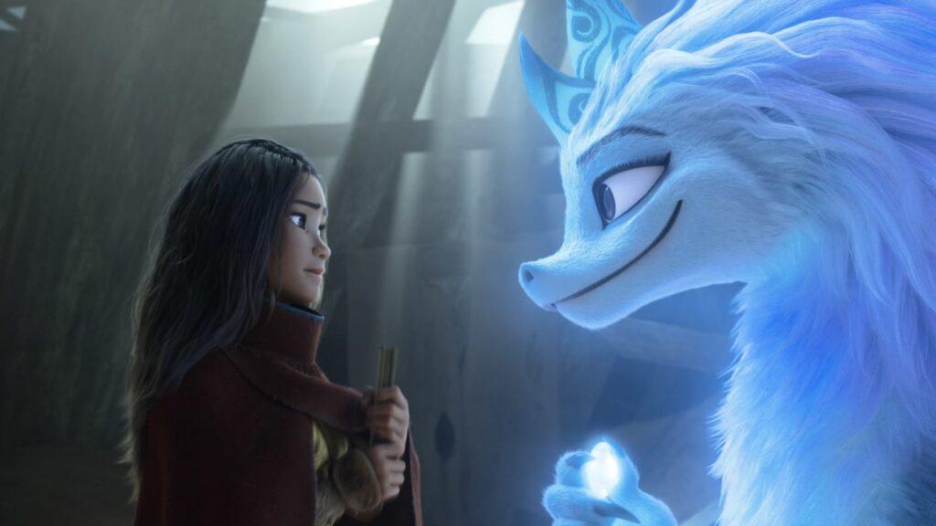 Raya e l'ultimo drago © Disney Enterprises Inc. All Rights Reserved