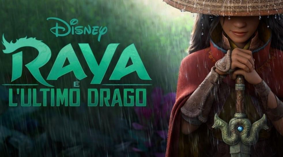 Raya e l'ultimo drago - Credits Disney