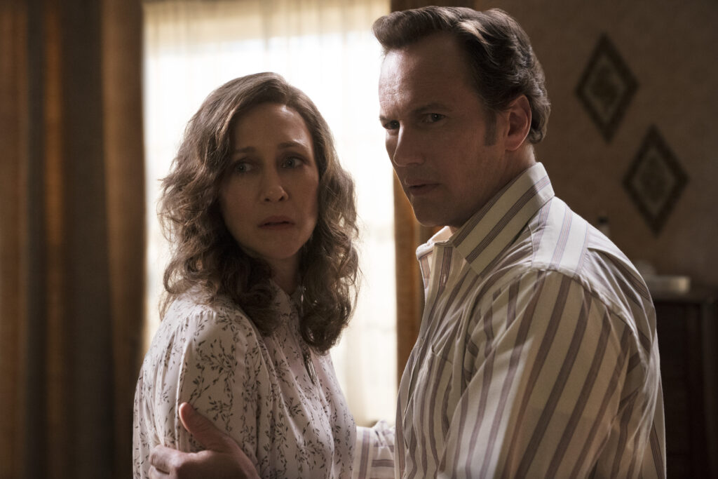 THE CONJURING: THE DEVIL MADE ME DO IT  Copyright: © 2021 Warner Bros. Entertainment Inc. All Rights Reserved. Photo Credit: Ben Rothstein