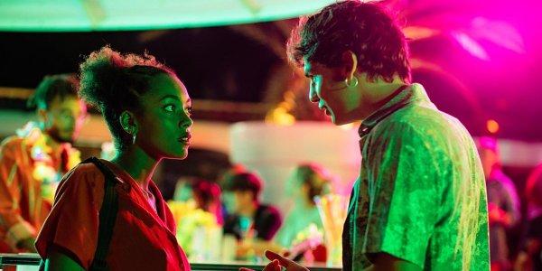 Coco Rebecca Edogamhe e Giovanni Maini in SUMMERTIME, ep. 2x01 - Credits: Netflix