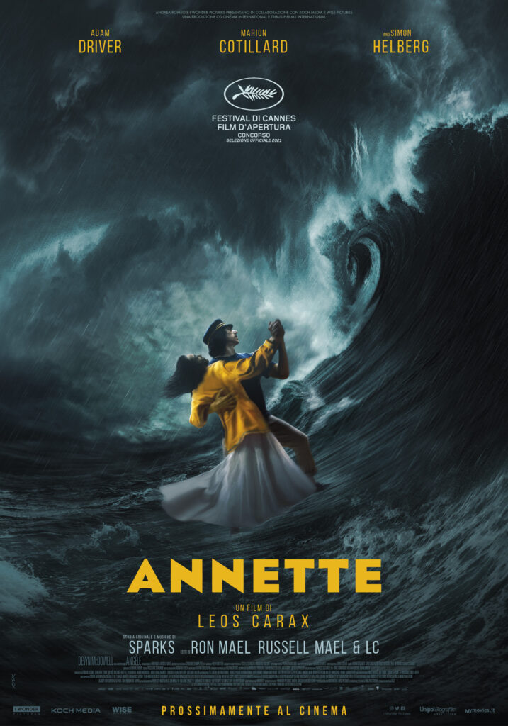 Annette  Poster ufficiale - I Wonder Pictures