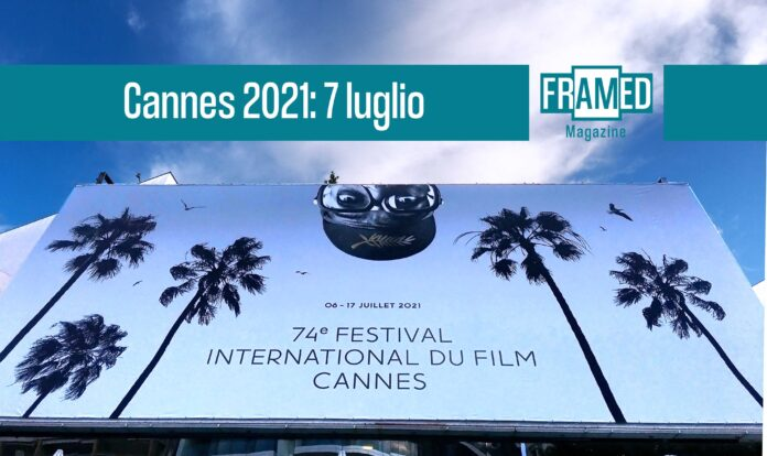 Cannes 2021 - FRAMED