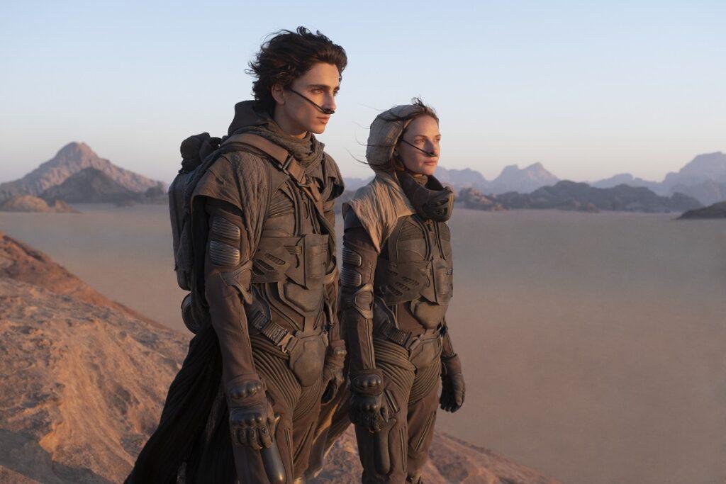 Dune, Denis Villeneuve - Warner Bros Inc. All Right Reserved