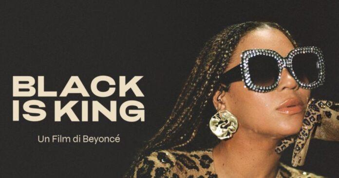 Black is King, Beyoncé (2020)- Credits Disney+