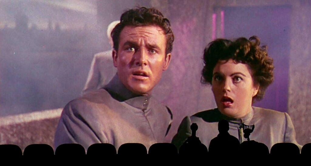 una scena da Mystery Science Theater 3000 - il film